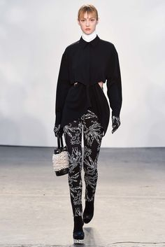 Tanya Taylor Fall 2015 Ready-to-Wear Fashion Show - Look 22,Frances Coombe