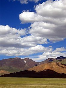 Mongolia. I've felt drawn to this country since I was a little girl.