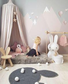 Miffy lampe, big girl bedrooms, girls bedroom canopy, little girl rooms Baby Bedroom, Baby Room Decor, Nursery Room, Girls Bedroom, Bedroom Decor, Girl Nursery, Room Girls, Kid Bedrooms, Bedroom Ideas