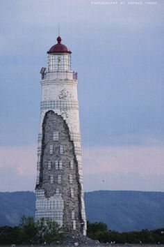 Collingwood, Ontario --- Nottawasaga Island Lighthouse (1858) --- lets spend some money and restore the old girl. Its our history folks!