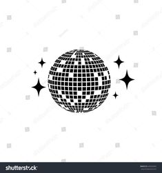 Find Disco Ball Vector Icon Isolated Club stock images in HD and millions of other royalty-free stock photos, illustrations and vectors in the Shutterstock collection. Thousands of new, high-quality pictures added every day. Stick Tattoo, I Tattoo, Disco Ball, Vector Icons, Tatting, Royalty Free Stock Photos, Cricut, Symbols, Club