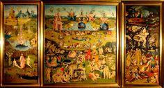 ´El jardín de las Delicias´ de El Bosco, es mi cuadro preferido. En mi opinión refleja perfectamente el ser humano y su, desafortunadamente, capacidad de destruir cuanto le rodea.