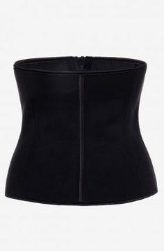 Hourglass Waist Cincher Firm Control Underbust   Sayfutclothing Best Waist Trainer Corset, Sweat Belt, Posture Correction, Waist Cincher, Hourglass, How To Do Yoga, Body Shapes, Kim Kardashian, Elastic Waist