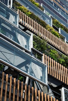 Toshima Ecomuse Town (としまエコミューゼタウン) / General design : Kengo Kuma & Associates (デザイン監修 :隈研吾建築都市設計事務所).