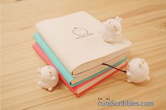 Kawaii Molang Diary Cute Planner Journal Great Organizer for students, studies task, office usage, personal diary, daily planner