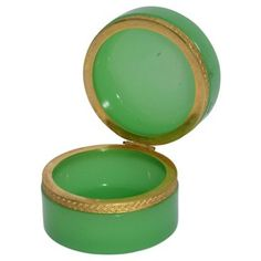 Check out this item at One Kings Lane! Green Trinket Box
