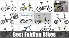 Looking for the top folding bikes in the US? The reviews and buying guide from experts will help you find out the most suitable bicycle.