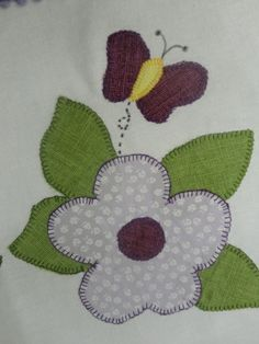 Embroidery Flowers Pattern, Flower Applique, Applique Patterns, Hand Embroidery Designs, Applique Designs, Flower Patterns, Paper Flowers Craft, Flower Crafts, Photographing The Moon