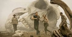 First Kong: Skull Island Photo Promises One Giant Ape -- Director Jordan Vogt-Roberts teases that his version of King Kong in Skull Island will be the biggest ever seen on the big screen. -- http://movieweb.com/king-kong-skull-island-movie-photo/