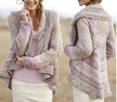 Knitted Jackets The Best Collection Of Free Patterns | The WHOot