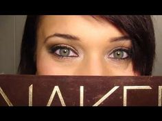 Naked: 2 Minute Smokey Eye  I have this, Naked 2 palette by Urban Decay. It's amazing and so worth the money.