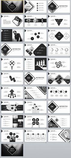 31 Gray Creative timeline PowerPoint template lipstick world Ppt Design, Design Powerpoint Templates, Template Brochure, Design Brochure, Slide Design, Book Design, Layout Design, Chart Design, Mise En Page Magazine