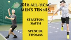 Junior Stratton Smith (New Palestine, Ind.) and sophomore Spencer Thomas (Yorktown, Ind.) led Manchester University's representation on the 2016 all-Heartland Collegiate Athletic Conference awards, released May 10.