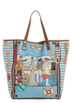Barbara Rihl - SPECIAL CRUISE VIP - Tote bag - blue