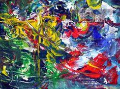"""Saatchi Art Artist Igor Eugen Prokop; Painting, """"1997"""" #art"""