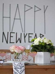 Ring in the New Year - A Classic New Year's Day Brunch With a Twist  on HGTV