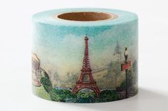 Town Scape / France Paris  Mark's Multi by JapanLovelyCrafts, $7.00