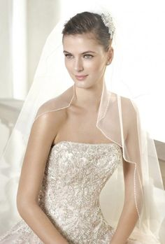St. Patrick Bridal 2015 Glamour Collection - Belle The Magazine