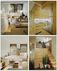 Small space.