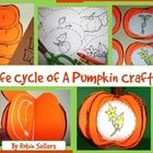 Create a 3-D Pumpkin craft that also teaches the life cycle of a pumpkin.