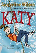 Katy by Jacqueline Wilson. As seen on CBBC! Inspired by Susan Coolidge's classic What Katy Did, read Jacqueline Wi. Got Books, Books To Read, Jacqueline Wilson Books, Tracy Beaker, Classic Books, Book Photography, Free Reading, Love Book, Book Recommendations