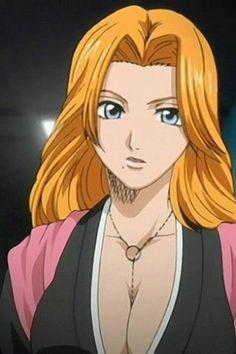 Bleach Matsumoto Rangiku Long Halloween Wigs