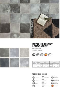 Decobella supplies porcelain and ceramic wall and floor tiles from leading tile distributors to South Africa and Namibia. Decorative Wall Tiles, Metro Tiles, Vintage Tile, Hexagon Tiles, Grey Tiles, Wall And Floor Tiles, Travel And Tourism, Vintage Farmhouse, Kitchen Tiles