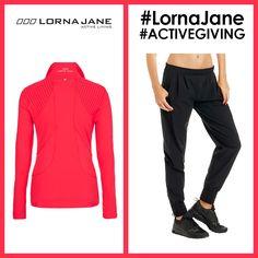 5 Ways To Wear Lorna Jane (with Giveaway)
