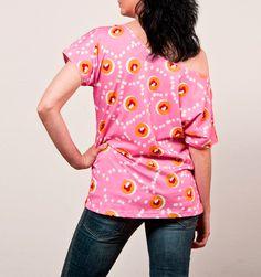 "I´m Choco-late (T-Shirt Carol Moon ""Two"") Latest T Shirt, Polka Dot Top, Moon, Shirts, Collection, Fashion, The Moon, Moda, Shirt"
