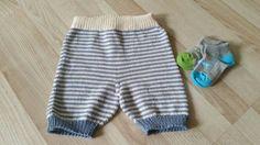 Shorts til barnebarn.Sandnesmønster  1507.Mai 2015