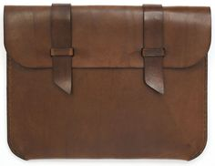 Leather+iPad+Case++Dark+Brown+by+JepsenLeatherGoods+on+Etsy,+$195.00