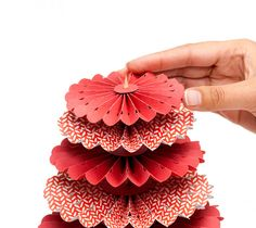 These cute Christmas trees will add charm to your holiday decorations!