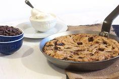 Galleta en sartén | Cocina