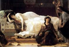 Alexandre Cabanel Phèdre 1880 Les carnets d'Eimelle littérature théâtre voyage: Phedre theatre et peinture