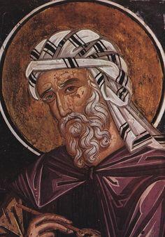 Agios Ioannis o Damaskinos 35 Byzantine Icons, Byzantine Art, Religious Icons, Religious Art, Writing Icon, Fresco, Religious Paintings, Best Icons, A Level Art