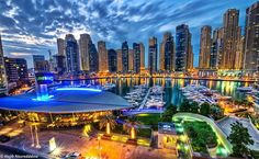 HDR Dubai