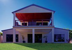 Metal Buildings as Homes   Steel Kit Homes Overview