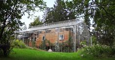 Sacilotto and Granmar House in a Greenhouse 10