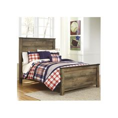 Signature Design by Ashley Panel Customizable Bedroom Set & Reviews | Wayfair