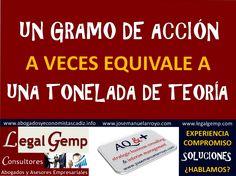 Sobre el poder de la práctica sobre la teoría. www.josemanuelarroyo.com