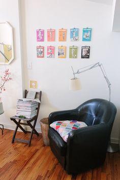 Imagenes en la pared CB's Quirky & Personal Duplex