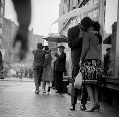 Alexanderplatz, Ost-Berlin, 1959