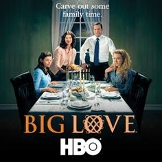 Big Love is the first American TV drama series devoted to the subject of polygamy. Produced by HBO, Big Love starred Bill Paxton as Bill Hen. Big Love Hbo, Love Now, My Love, Huge Tv, Sister Wives, Hbo Series, Love Stars, Tv Guide, Disney Family