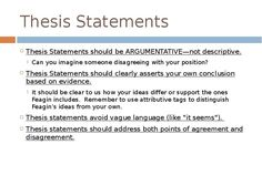 Comparatively evaluating potential dissertation thesis projects
