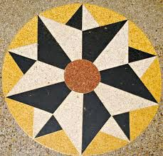 44 Awesome and Stylish Art Deco Kitchen Flooring Ideas - Craft and Home Ideas Terrazzo Flooring, Kitchen Flooring, Floor Design, House Design, Art Deco Kitchen, Kitchen Ideas, Art Deco Pictures, French Crafts, Art Deco Bar
