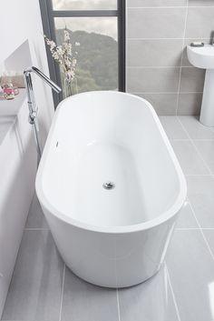 Etonnant Freistehende Badewannen Ein Genuss! Badewannen, Freistehende Badewanne,  Arten, Badezimmer