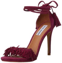 Steve Madden Women's Sassey Dress Sandal ** Wow! I love this. Check it out now! : Block heel sandals