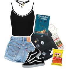 SKRRRTTT//3:02 by blacklegends on Polyvore featuring polyvore, ファッション, style, Miss Selfridge, Wet Seal, Vans, fashion and clothing