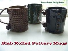 「handbuilt pottery ideas」の画像検索結果