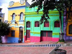 La Candelaria Bogotá Colombia